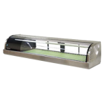 Hoshizaki HNC-150BA-L-S Refrigerated Sushi Display Case