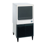 Hoshizaki KM-61BAH Ice Maker with Bin