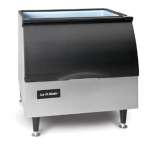 Ice-O-Matic B25PP Ice Bin