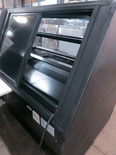 Used Structural Concepts Mp48r Curved Glass Deli Display