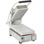 STAR PGT7 Panini Grill, Grooved