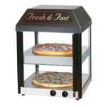 STAR 18MCPT Hot Food Display Case, Pizza