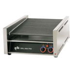 STAR 30SC Hot Dog Grill, Roller