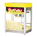 STAR 39-A Popcorn Popper Dispenser Display