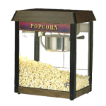 STAR 39D-A Popcorn Popper Dispenser Display