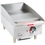 STAR 515TGF Electric Griddle Heavy Duty