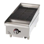 STAR 6015CBF Charbroiler Gas Lava Rock