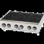 STAR 606HF Hot Plate Gas