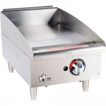 STAR 615MF Heavy Duty Griddle Gas