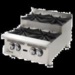 STAR 804HA-SU Hot Plate, Gas Ultra-Max® Step-Up