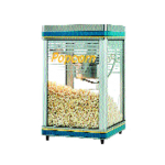 STAR G8-Y Popcorn Popper Dispenser Display