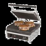 STAR GX14IG Sandwich Grill, Grooved