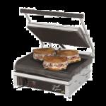 STAR GX14IS Sandwich Grill, Smooth