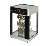 STAR HFD2ACR Hot Food Display Case, Humidified
