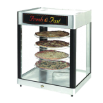 STAR HFD3AS Hot Food Display Case, Humidified
