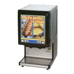STAR HPDE2H Hot Food Dispenser