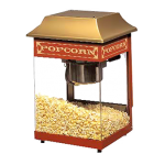 STAR J4R Popcorn Popper Dispenser Display