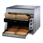 STAR HOLMAN QCS3-950H Toaster, Conveyor