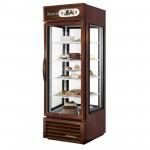 TRUE G4SM-23-HC~TSL01 Refrigerator Merchandiser Glass Sides