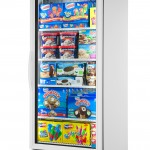 TRUE GDM-23F-HC~TSL01 Freezer Merchandiser