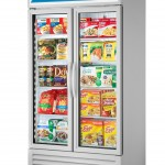 TRUE GDM-35F~TSL01 Freezer Merchandiser