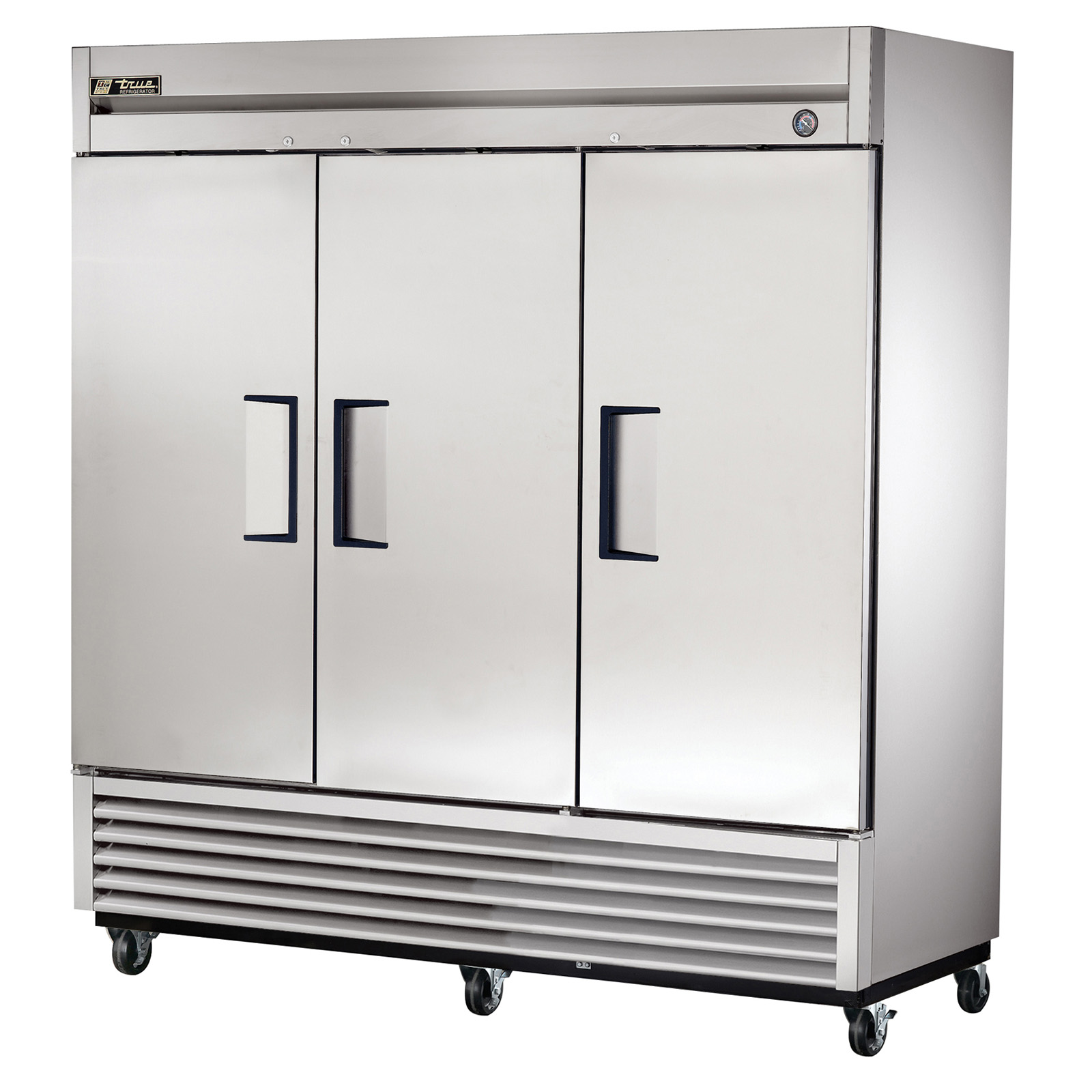 Used Kitchen Equipment Miami: TRUE T-72-HC Commercial Reach-In Refrigerator Cooler