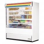 TRUE TAC-72-LD Open Merchandiser