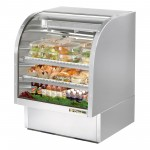 TRUE TCGG-36-S-LD Refrigerated Deli Display Case
