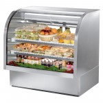 TRUE TCGG-48-S-LD Refrigerated Deli Display Case