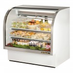 TRUE TCGG-48-LD Refrigerated Deli Display Case