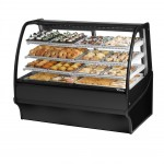 TRUE TDM-DC-59-GE/GE-B-W Non-Refrigerated Bakery Display Case