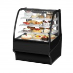 TRUE TDM-R-36-GE/GE-B-W Refrigerated Bakery Display Case