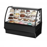 TRUE TDM-R-59-GE/GE-B-W Refrigerated Bakery Display Case
