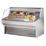 TRUE THAC-60-S Open Merchandiser