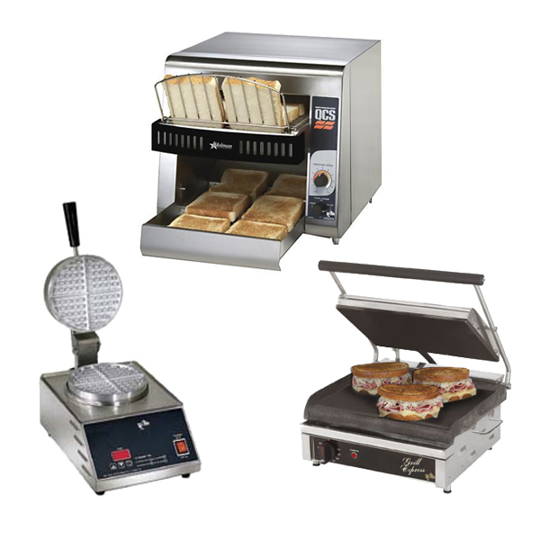 Used Kitchen Equipment Miami: Countertop Equipment Slicer Toaster Food Warmer Microwave