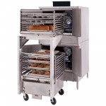 Blodgett ZEPH-200-G-ES RI S Convection Oven, Roll-In, Gas