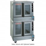Blodgett ZEPH-200-G-ES DBL Convection Oven, Gas