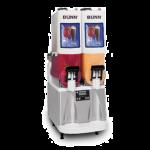 BUNN ULTRA-2AF-0067 Frozen Drink Slush Machine, Non-Carbonated, AutoFill