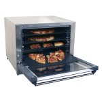 CADCO OV-023P Convection Oven, Pizza Plate, Electric