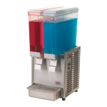 CRATHCO E29-3 Beverage Dispenser, Cold, Pre-mix