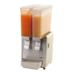 CRATHCO E29-4 Beverage Dispenser, Cold, Pre-mix