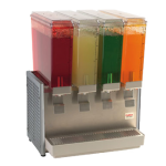CRATHCO E49-3 Beverage Dispenser, Cold, Pre-mix