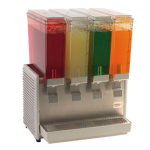 CRATHCO E49-4 Beverage Dispenser, Cold, Pre-mix