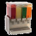 CRATHCO E49-4 Beverage Dispenser, Cold, Pre-mix