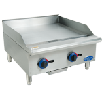 GLOBE C24GG Griddle Chefmate™, Gas