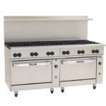 Vulcan 72SC-12B Range 72″, Convection and Standard Oven, Gas