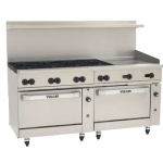 Vulcan 72SC-8B24GT Range 72″, Convection and Standard Oven, Gas