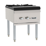 Vulcan VSP100 Stock Pot Range 18″, Gas