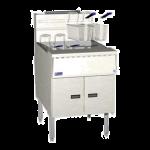Pitco SGM24 Fryer, 140-150 LB, Gas