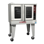 Southbend GB/15SC Convection Oven, Gas